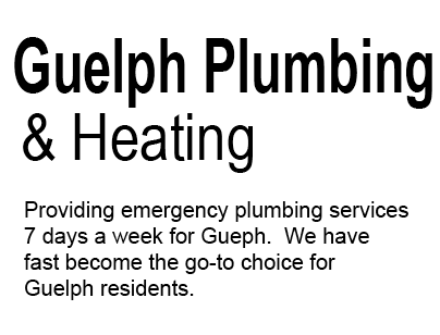 Guelph Plumber - Emergency Plumbing, Clogged Drains, Toilets, Sump Pumps, Sewer Line Repair, Well Pumps